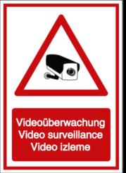 Videoüberwachung - Video surveillance - Video izleme (DE/ENG/TÜRK)