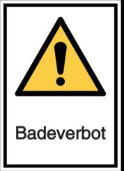 Badeverbot